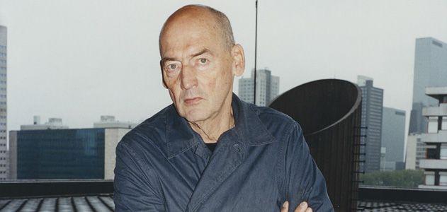 دانلود پاورپوینت معماری رم کولهاس Rem Koolhaas