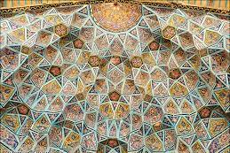 پاورپوینت جایگاه مقرنس کاری در معماری ایرانی